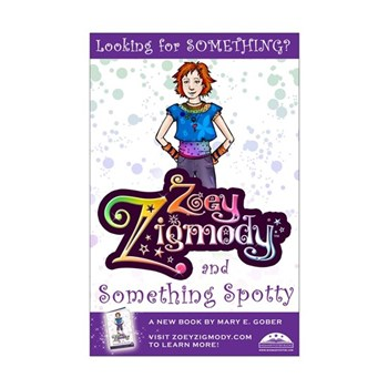 Looking for Something? Zoey Zigmody Poster Print