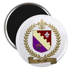 DURAND Family Crest Magnet