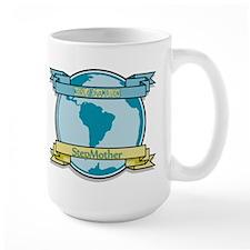 World Champion Stepmother Mug