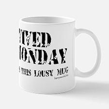 Black Monday Mug