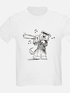 Catoons™ Trombone Cat T-Shirt