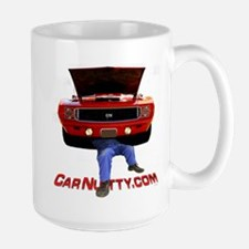 Car Nutty Mug