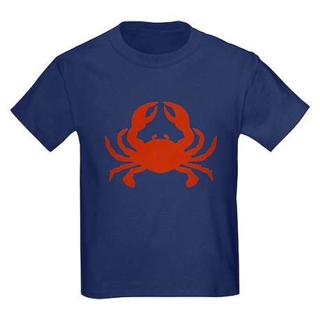 Crab Kids Dark T-Shirt