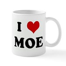 I Love MOE Mug