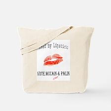Lipstick clothing Tote Bag
