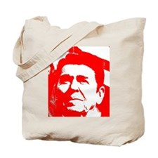 Ronald Reagan clothing Tote Bag