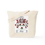 Miloni Family Crest Tote Bag
