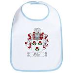 Miloni Family Crest Bib