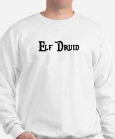 Elf Druid Sweatshirt