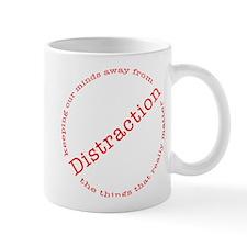 Distraction Mug
