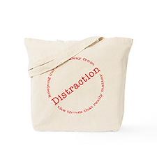 Distraction Tote Bag