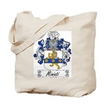 Miniati Family Crest Tote Bag