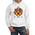 Miolo Family Crest Hooded Sweatshirt