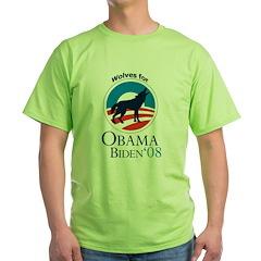 Wolves for Obama T-Shirt