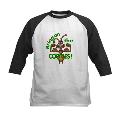 YES! Cooties Kids Baseball Jersey