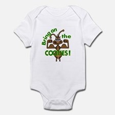 YES! Cooties Infant Bodysuit