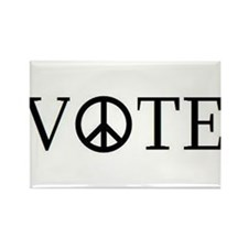 Cute Political Rectangle Magnet (100 pack)