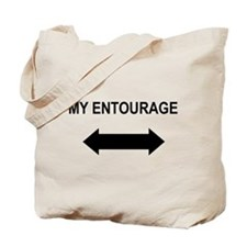 """My Entourage"" Tote Bag"