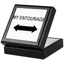 """""""My Entourage"""" Keepsake Box"""
