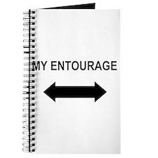 """My Entourage"" Journal"