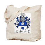 Mocenigo Family Crest Tote Bag