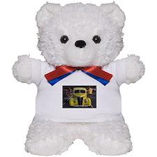 Car - Teddy Bear