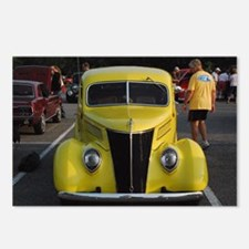 Car - Postcards (Package of 8)