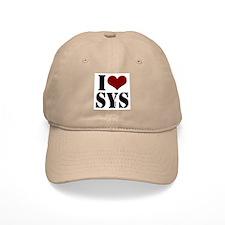 I love SYS Baseball Cap