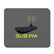 SUB.FM Mousepad