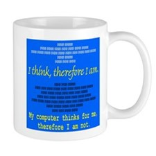 Funny Computer Thinks Therefore You Don't Mug