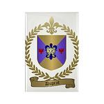 DUPRAT Family Crest Rectangle Magnet (10 pack)