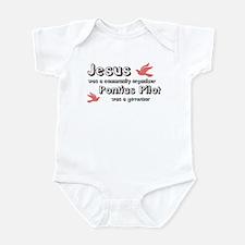 Jesus was a community organiz Infant Bodysuit