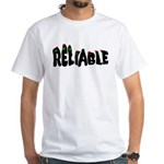 Reliable White T-Shirt