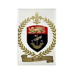 DUMONT Family Crest Rectangle Magnet (100 pack)