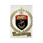 DUMONT Family Crest Rectangle Magnet (10 pack)