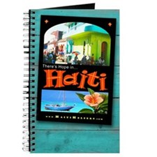 'Hope in Haiti' Journal