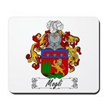 Mogli Family Crest Mousepad