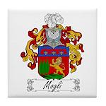 Mogli Family Crest Tile Coaster