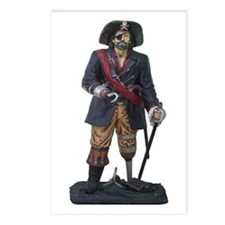 CAPTAIN HOOK Postcards (Package of 8)
