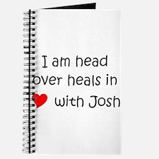 Cute I love josh hutcherson Journal