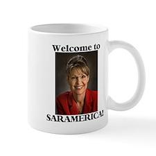 Saramerica Mug