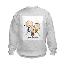 Stick & Bags Baby Sweatshirt