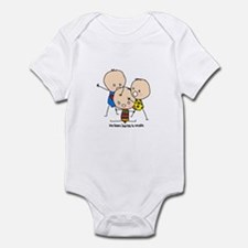 Stick & Bags Baby Infant Bodysuit