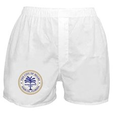 Miami Seal Boxer Shorts