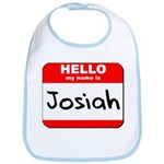 Hello my name is Josiah Bib