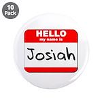 Hello my name is Josiah 3.5