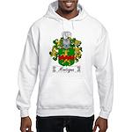 Montagna Family Crest Hooded Sweatshirt