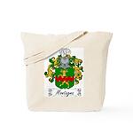 Montagna Family Crest Tote Bag