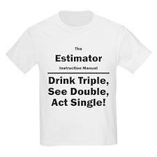 Estimator T-Shirt