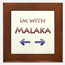 Malaka Framed Tile